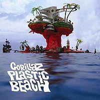 Platic Beach album cover