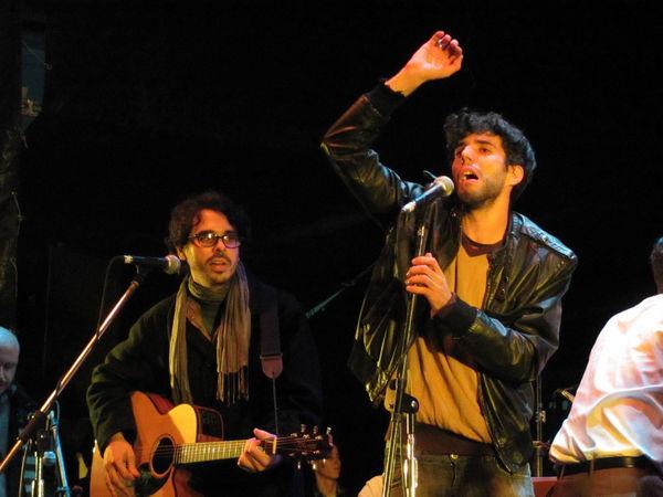 Les Mentettes Orchestra @ Ciudad Emergente 2010 (2)