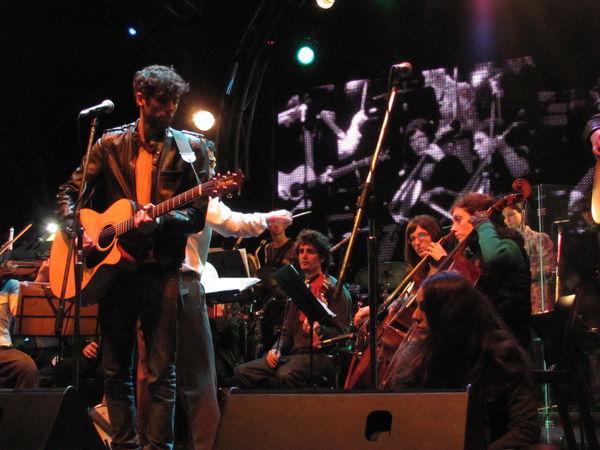 Les Mentettes Orchestra @ Ciudad Emergente 2010 (3)