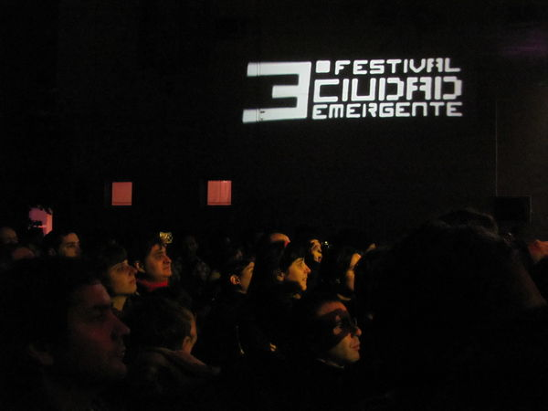Les Mentettes Orchestra @ Ciudad Emergente 2010 (4)