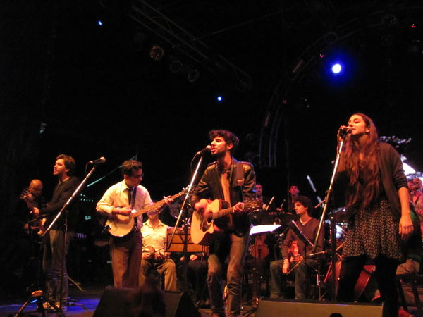 Les Mentettes Orchestra @ Ciudad Emergente 2010 (6)