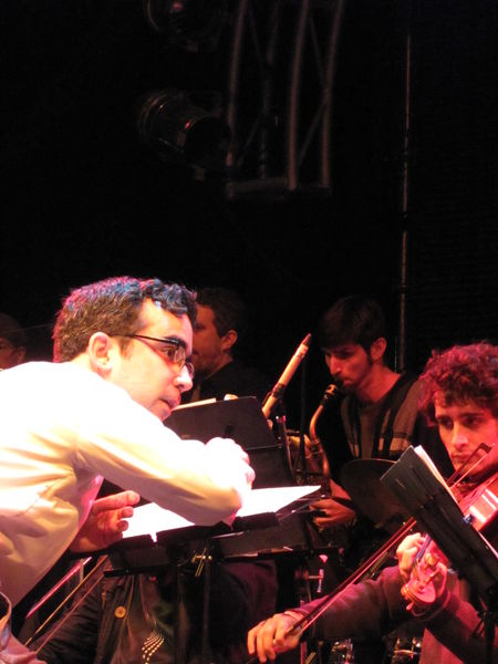 Les Mentettes Orchestra @ Ciudad Emergente 2010 (10)