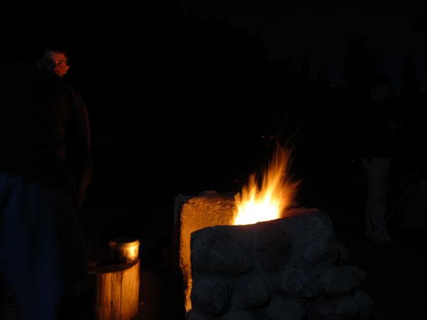 El hombre del fuego