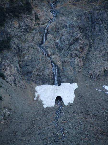 Tunel de deshielo