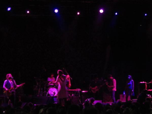 The Magnetic Zeros @ Anfiteatro de Puerto Madero (3)