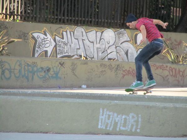 Skaters @ Facultad de Medicina (3)
