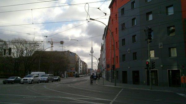 Sí, sigo en Berlin