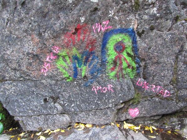 Mensaje de paz (amor, justicia y libertad)