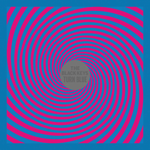 The Black Keys - Turn Blue album cover